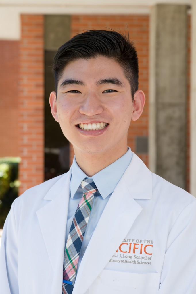 Joshua Lin, American Pharmacists Association Academy of Student Pharmacists Board